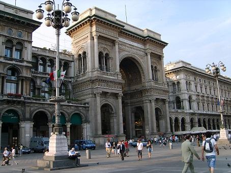 Galleria Vittoria milan