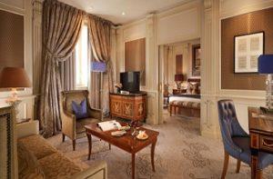 livingroom Hotel Principe Di Savoia