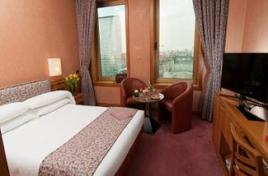 hotelroom Hotel Michelangelo