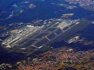 malpensa airport skyview
