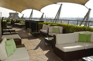 terrace Hotel Dei Cavalieri